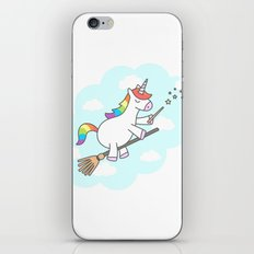 Unicorn Magic iPhone & iPod Skin