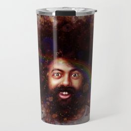 Reggie Watts Travel Mug