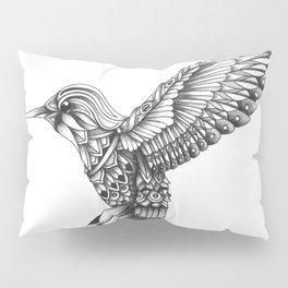 Ornate Colibri Pillow Sham