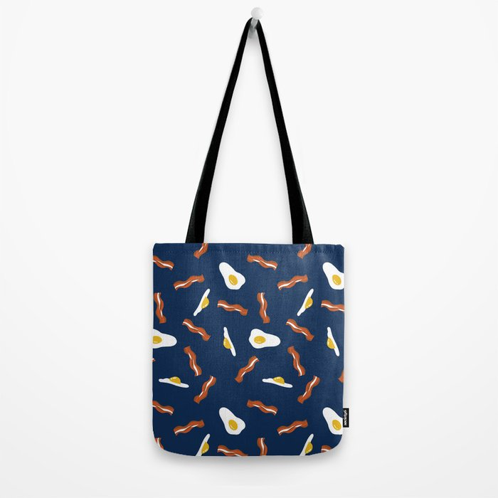 All the Bacon & Eggs Tote Bag