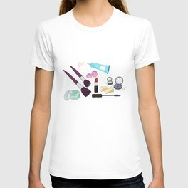Makeup Bag T-shirt