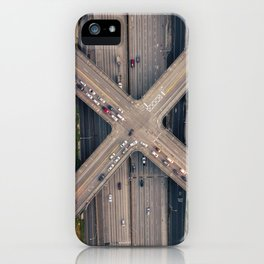 Boren and Pine iPhone Case