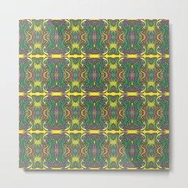 Phillip Gallant Media Design - Pattern XXX June 21 2020 By Phillip Gallant Metal Print