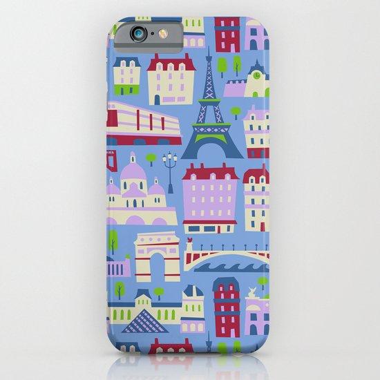 J'adore Paris iPhone & iPod Case
