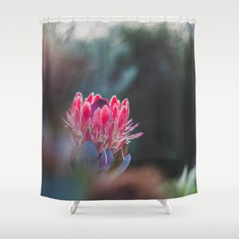 Protea Perfection Shower Curtain