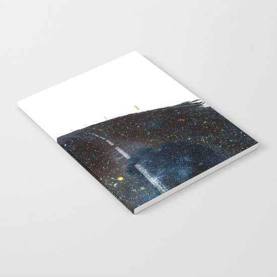 Galaxy Road Notebook
