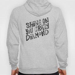 Shine On You Crazy Diamond – Black Ink Hoody