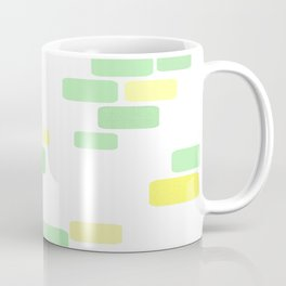 Exposed [pastel] Brick Coffee Mug