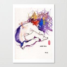 20161019 Libby No 14 Canvas Print