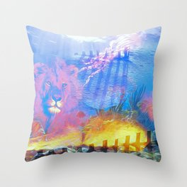Series 1 Sitting Room 2 Throw Pillow