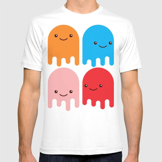 Friendly Ghosts T-shirt