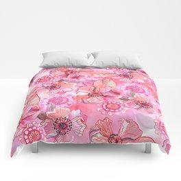 Lil' Garden Party Comforters