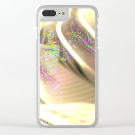 demon queen stares from youndor Clear iPhone Case