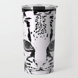 Leopardus Pardalis Travel Mug