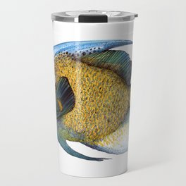 Fish Nr. 3 Travel Mug