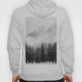 Forest Snow Hoody