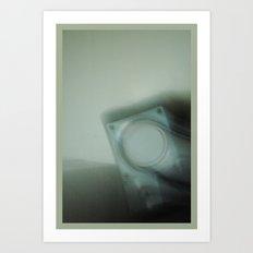 Speaker Delight 1 Art Print