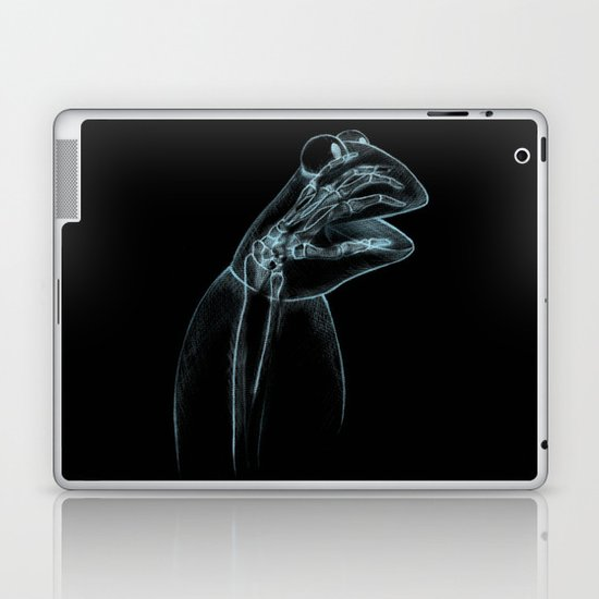 Puppet Check Up Laptop & iPad Skin