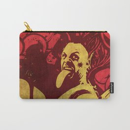 Psychedelic Miklo Carry-All Pouch