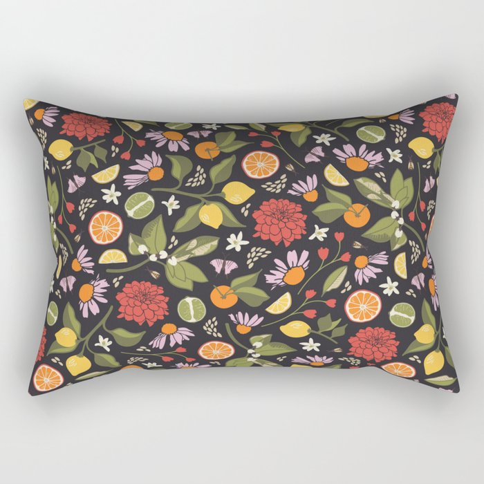 Citrus Grove Rectangular Pillow