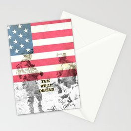 United States Army Stationery Cards