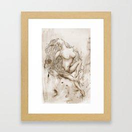 Venus Incarnate  Framed Art Print