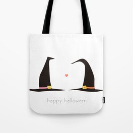 Happy Halloween, witches! Tote Bag