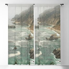Map Blackout Curtains | Society6