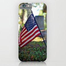 Solitary flag Slim Case iPhone 6s