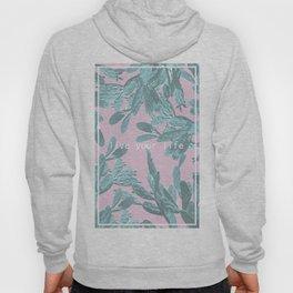 cactus - pink Hoody