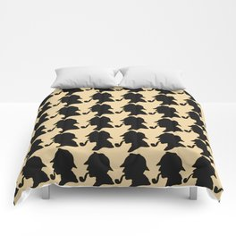 Sherlock Holmes of Baker Street Comforters