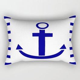 Anchor 4 Rectangular Pillow