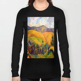 Diego Rivera Landscape Long Sleeve T-shirt