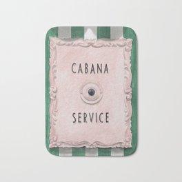 Cabana Service Bath Mat