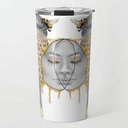 Hive Mind Travel Mug