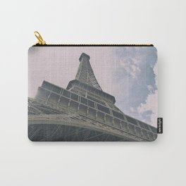 Eiffel Tower in Paris, France. Landmark in France Carry-All Pouch