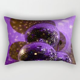 Disco Ball Rectangular Pillow