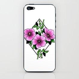 Nootka Rose iPhone Skin