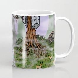 Modern Pixie Kingdom Coffee Mug