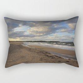 Dark Skies And Sea -Nova Scotia Canada Rectangular Pillow