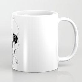 After Life (A Glimpse into a Void or the Moment of a Disappearing Existence) Coffee Mug