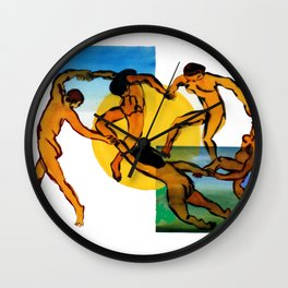 Dance of Life                               by Kay Lipton Wall Clock