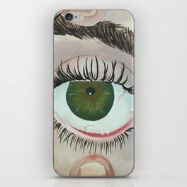 Scopophobia iPhone Skin
