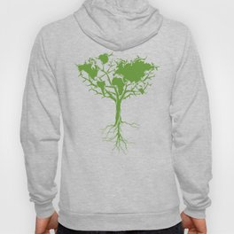 March for Science Earth Day 2017 ,Earth Tree Shirt Hoody