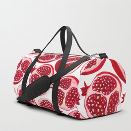 Pomegranate pattern Duffle Bag