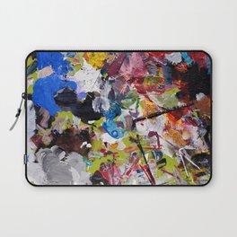Artist palette Laptop Sleeve