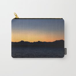 Running Towards the Sun Carry-All Pouch