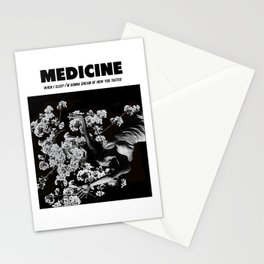 MEDICINE Stationery Cards
