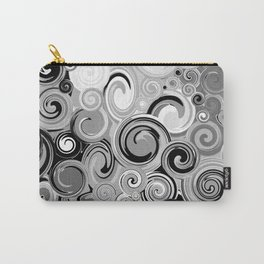 Smoke Stack Spirals Carry-All Pouch