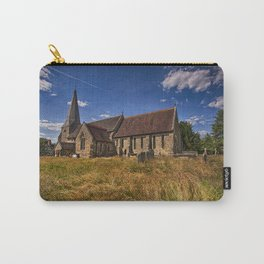 St Andrew and St Mary The Virgin Fletching Carry-All Pouch